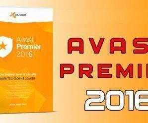 Avast Premier 2015 + Crack e Serial