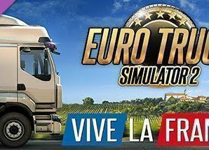 Baixar Euro Truck Simulator 2: Vive la France! (PC) 2016 + Crack