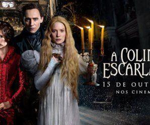 Baixar A Colina Escarlate (2015) Dublado e Legendado