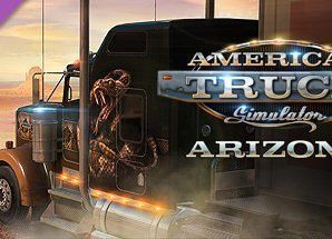 Baixar American Truck Simulator Arizona (PC) 2016 + Crack