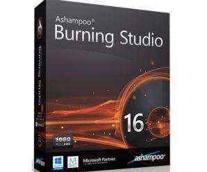 Baixar Ashampoo Burning Studio 16 + Crack