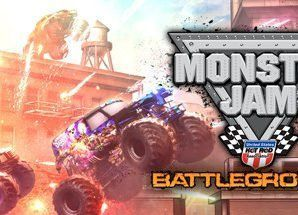 Baixar Monster Jam Battlegrounds (PC) 2015 + Crack