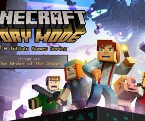 Baixar Minecraft Story Mode – A Telltale Games Series (Xbox 360)