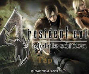 Baixar Resident Evil 4 Mobile Edition (Android)