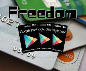 Freedom v1.0.7 APK – Simulador de cartão de crédito