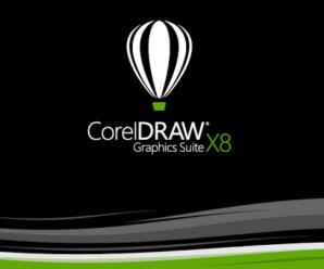 Baixar CorelDRAW Graphics Suite X8 + Crack em Português