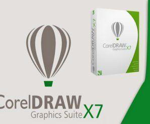 Baixar CorelDRAW X7 + Crack Português-BR 32/64 Bits (Torrent)
