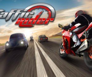 Baixar Traffic Rider v1.2 Apk Mod [Money]