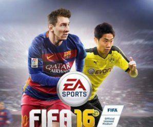 Baixar FIFA 16 (PS3) 2016