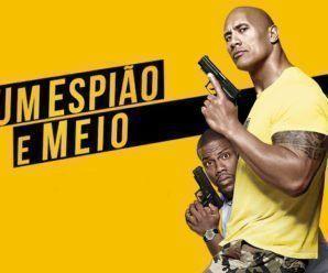 Baixar Um Espião e Meio (2016) Dublado
