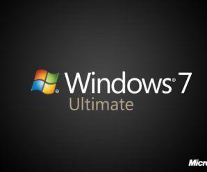 Baixar Windows 7 Ultimate 32/64 Bits – PT-BR