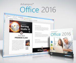 Serial Ativação Ashampoo Office 2016