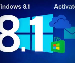 Baixar Ativador Windows 8.1 Todas as Versões – Definitivo